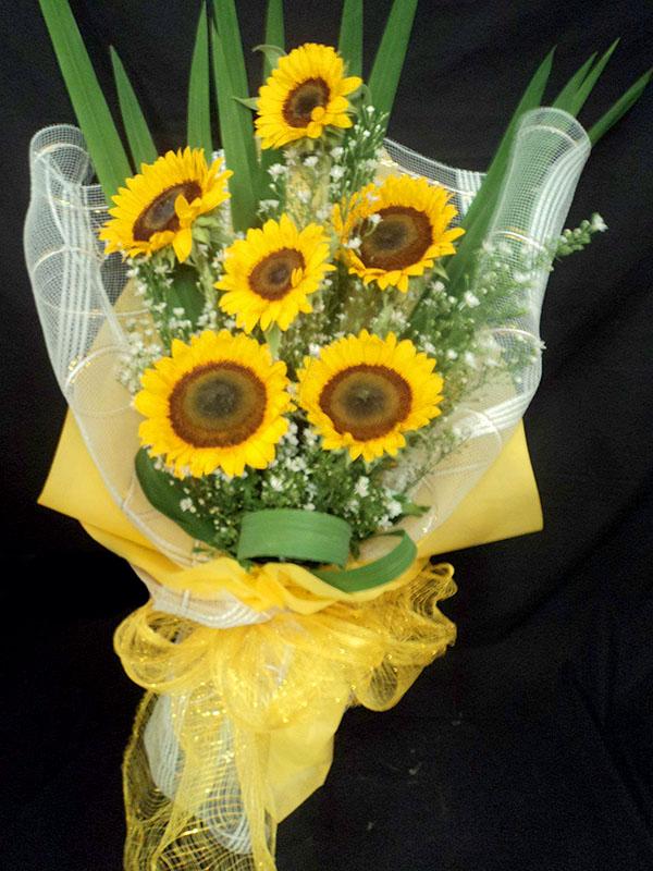 Dangwa flower shop best price fresh floral bouquets