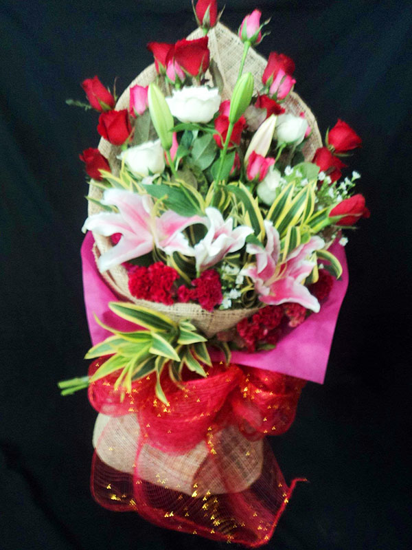 Dangwa Flower Shop - Best Price Fresh Floral Bouquets