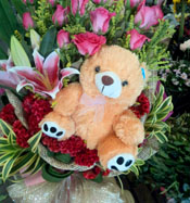 Teddy Bear Bouquet